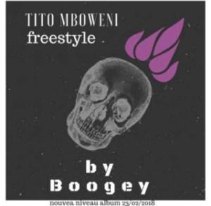 Boogey - Tito Mboweni (Freestyle)